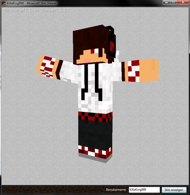 3d Skin Viewer Minecraft Gt Tools Gt Skins Gamebanana