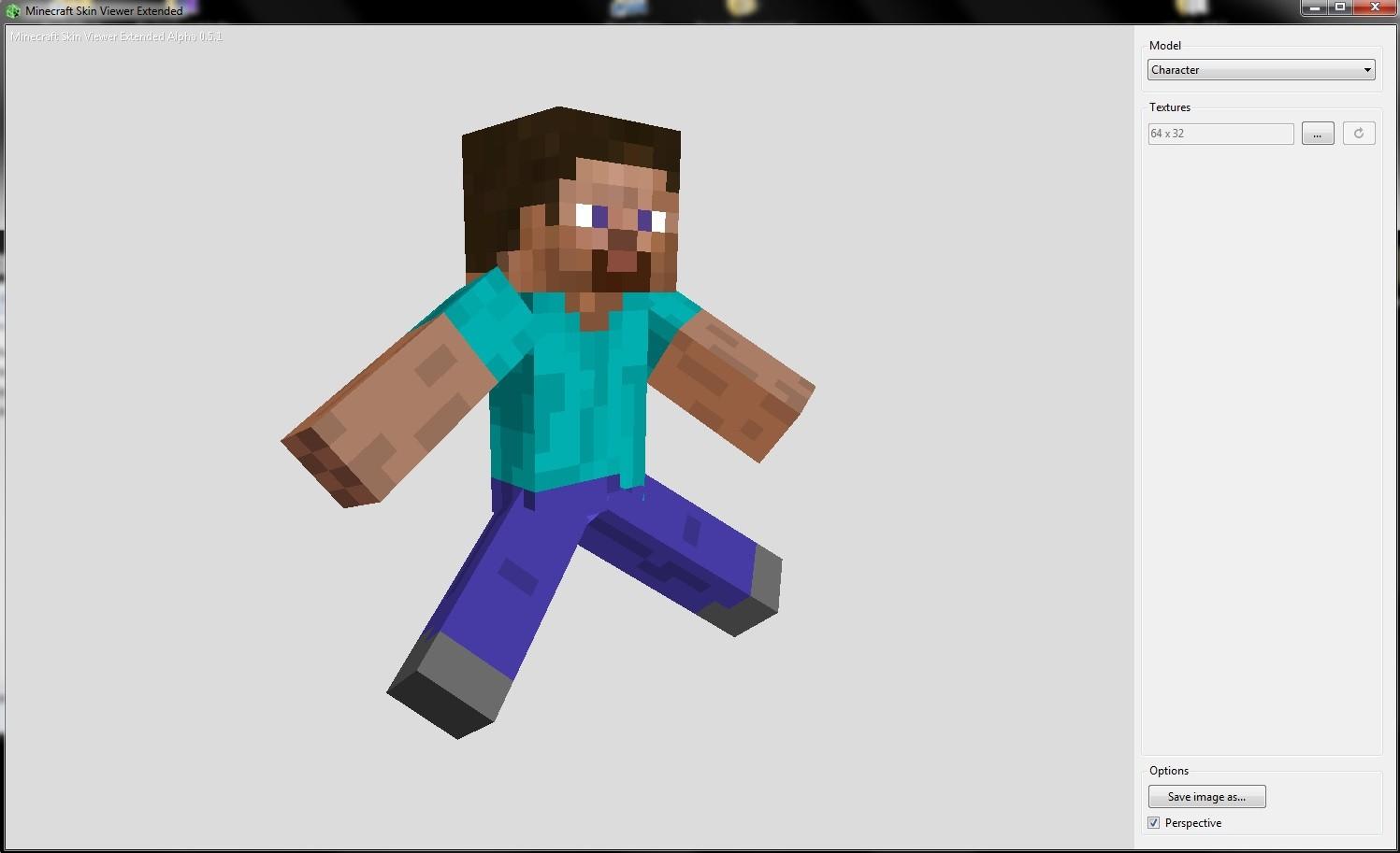 3d skin viewer