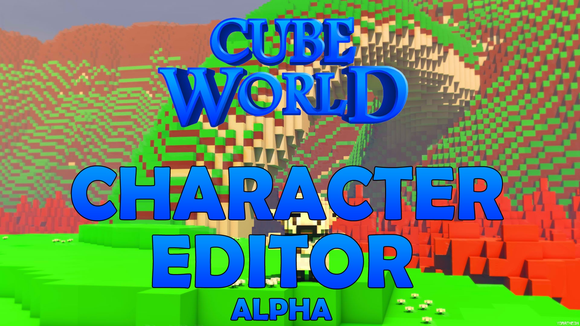 Cube world mods discussions and more character editor gumiabroncs Gallery