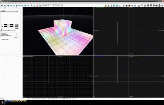 Getic 3D editor