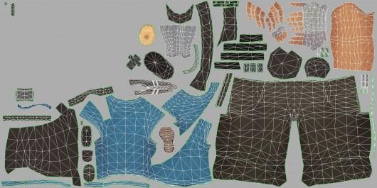 All-Class UV Maps