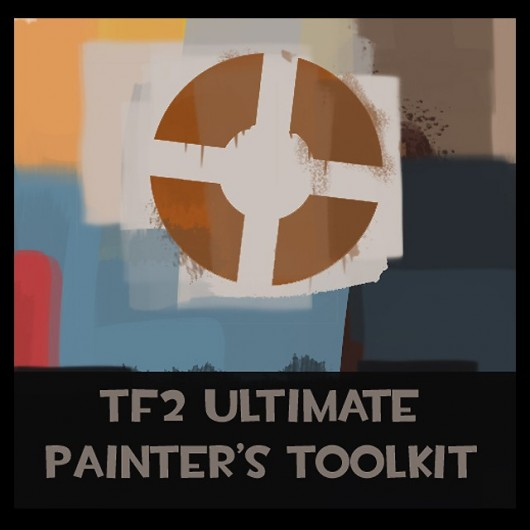 TF2 Painter's Toolkit (PS Brushpack)