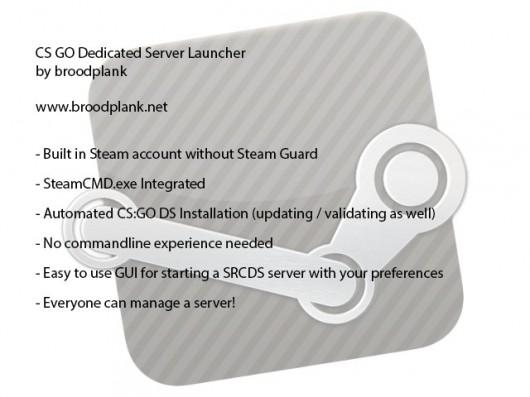 how to make server in cs go