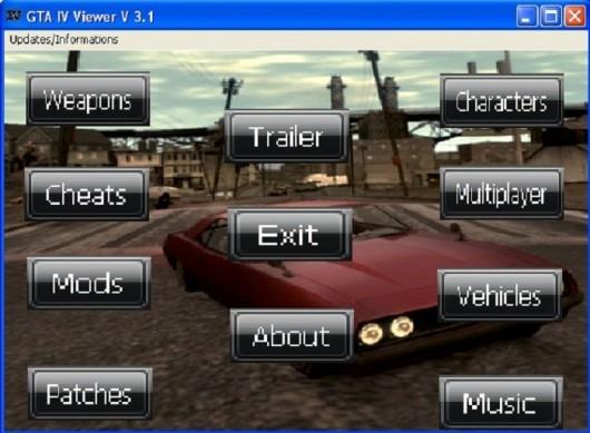 GTA IV Viewer 3.1