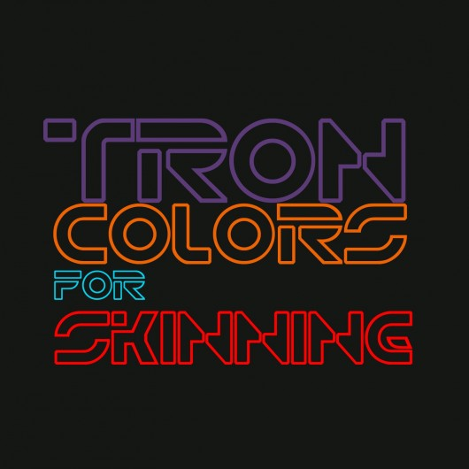 Tron Fortress Color Kit