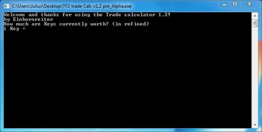 TF2 trade helping-tool V2!