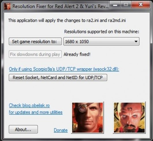 Resolution fixer for red alert 2, any resolution