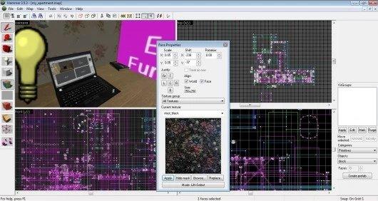 (Worldcraft)Hammer Editor 3.5.3