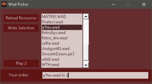 Wad_Picker demo