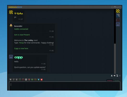 GameBanana Desktop (Windows Alpha Version)