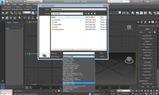 3DS Max SMD Plugins