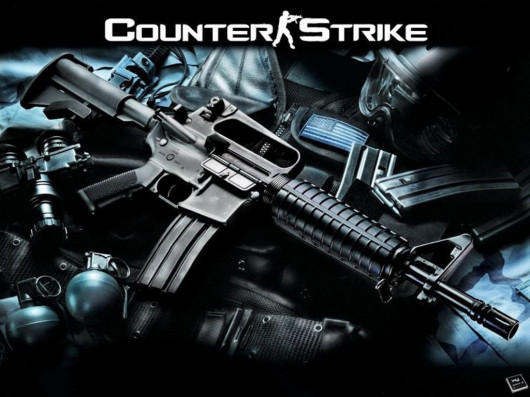 Counter Strike Source Fonts