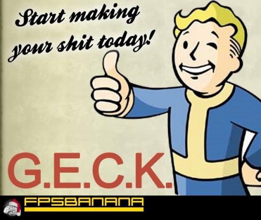 G.E.C.K. (FO3 SDK)