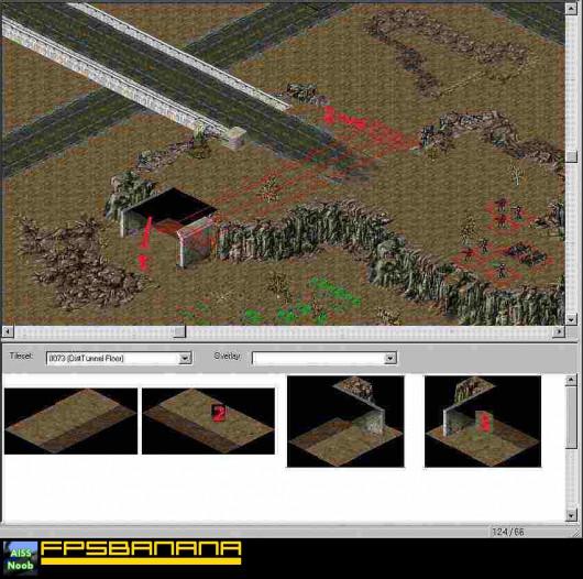 Red Alert 2 Map Editor