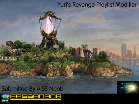 Revenge Playlist Modifier
