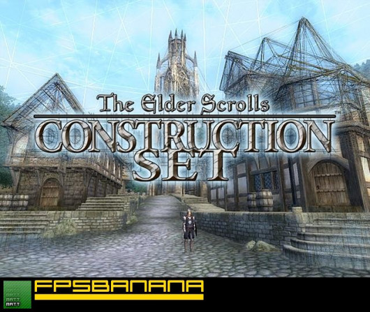 Elder Scrolls Construction Set