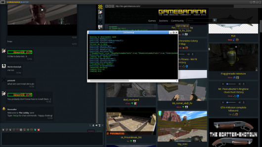 GameBanana Desktop (Windows Alpha Version)