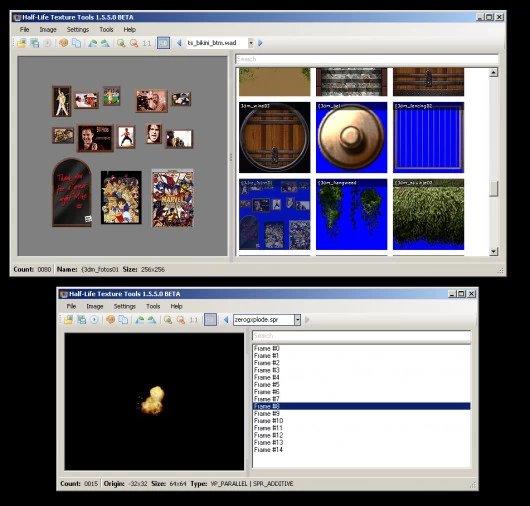Half-Life Texture Tools