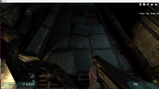 Doom 3 NextGen mfp Vortex script Ide