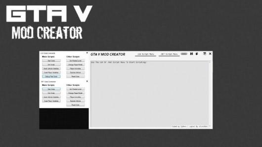 GTA V Mod Creator v2.2.294d