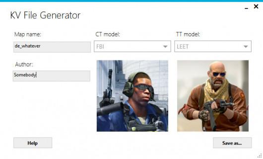 KV File Generator