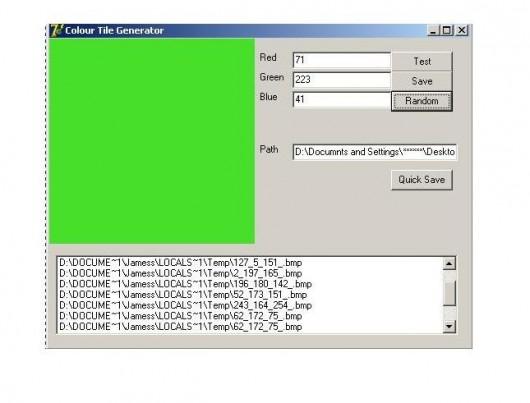Spray Maker Pro 0.1 Tool screenshot #1