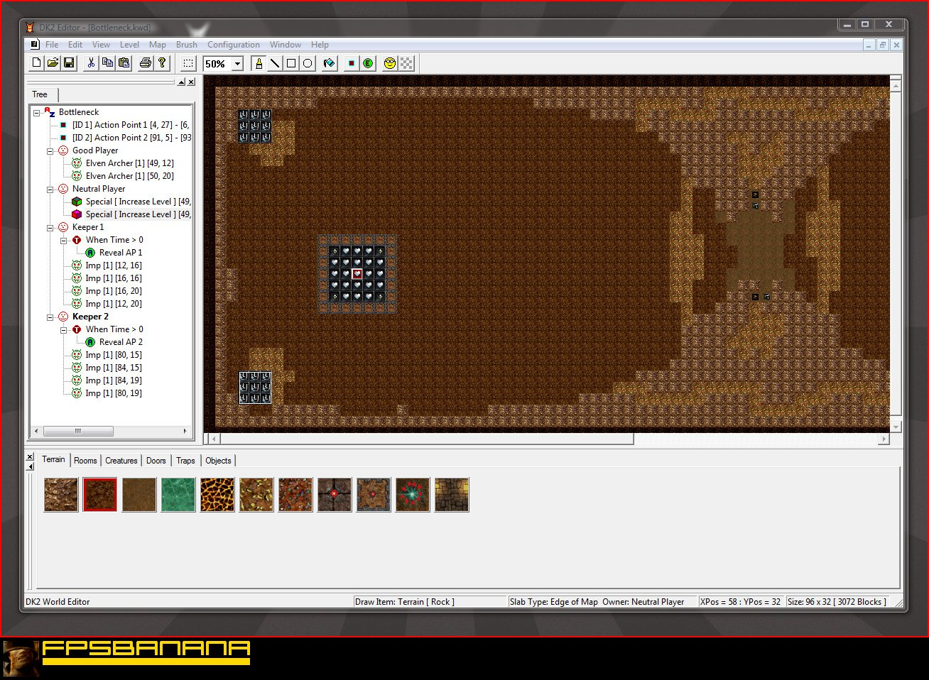 Dungeon keeper 2 map editor dungeon keeper 2 modding tools dungeon keeper 2 map editor gumiabroncs Image collections