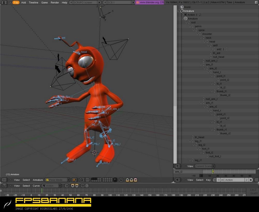 Картинках, 3д анимация для начинающих
