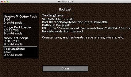 Minecraft Forge Version [1.8.9] [Download!]
