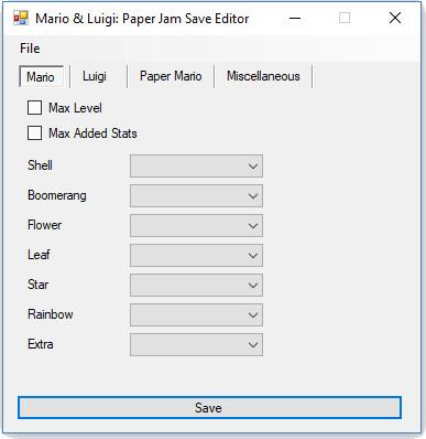 paper mario max level