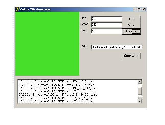 Spray Maker Pro 0.1 Tool screenshot