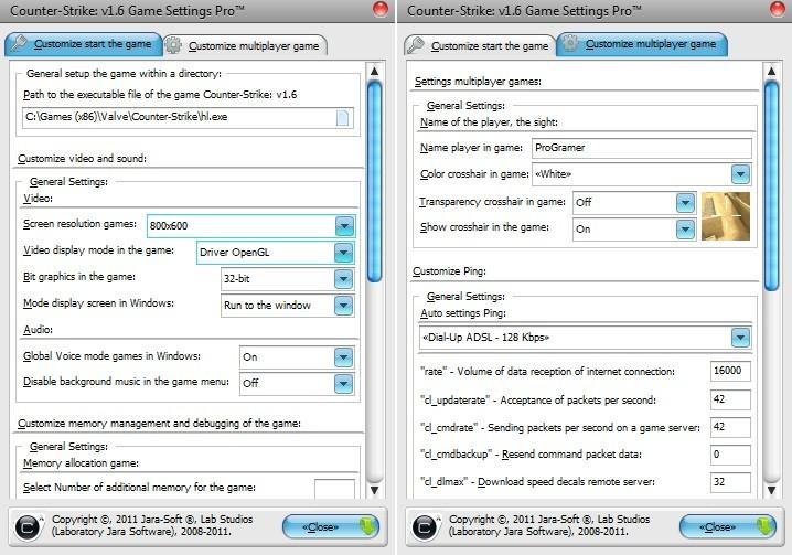 Counter-Strike: Social Club Tool screenshot #4