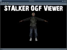 OGF Model Viewer (& Exporter) Tool preview