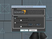 3DS MAX 9 SMD File Exporter preview