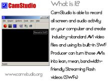 Camstudio preview