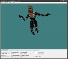 Jed's Model Viewer 1.36 Tool preview