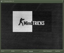 CS 1.6 Background Maker v3.0 Tool screenshot