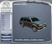 GGMM - GTA Garage Mod Manager Tool screenshot #1