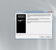 Server Downloader + updater Tool preview