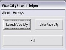 Vice City Crash Helper preview