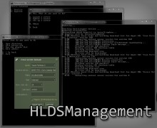 HldsManagement v1.10 Tool preview