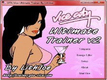 Vice City Ultimate Trainer v2 preview