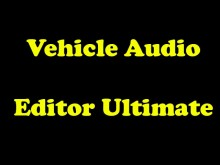 Vehicle Audio Editor Ultimate Tool preview