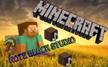 Note Block Studio Tool preview