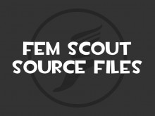 Fem Scout Source Files Tool preview