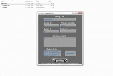 GTA SAMP - Dialog Creator v1.0 Tool preview