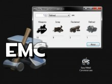 Easy Metal Converter - v1.2 Tool preview