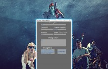 GTA SAMP - Dialog Creator v1.1 Tool preview