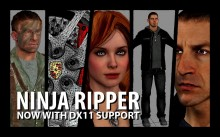 Ninja Ripper v1.1.4 Tool preview