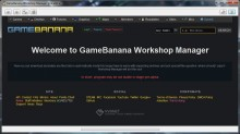 GameBanana Workshop Manager Tool preview